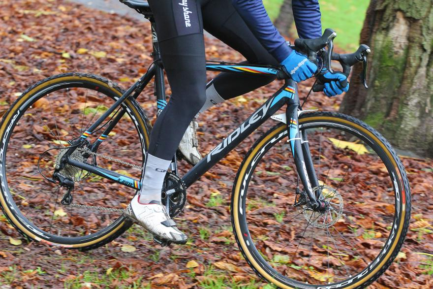 RIDLEY XBOW CICLOCROSS -  ALLROAD