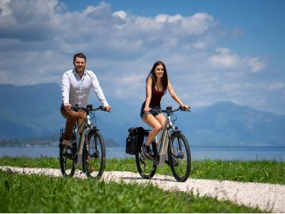 Rental Ebike lake Garda